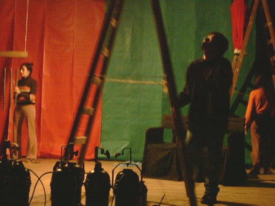 Foro teatro-danza Jujuy-obra Cuatro cuartos- 2006
