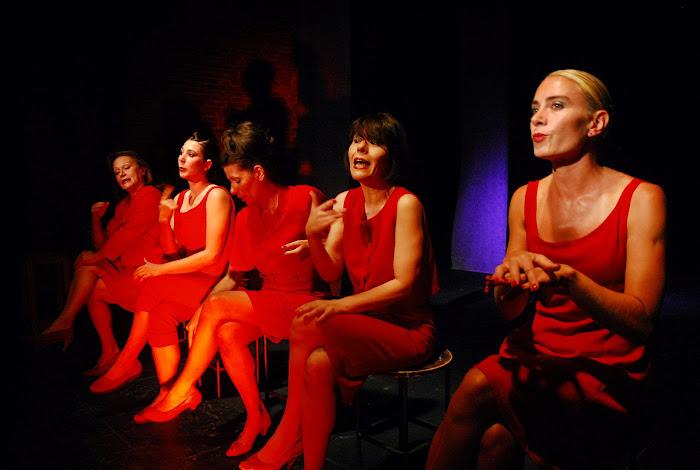 Rojo - 2008 - Cultural de Abajo