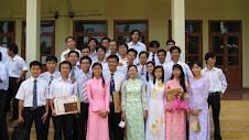 Tập thể kỹ sư kỹ thuật  viễn thông khóa 44- ĐH Giao Thông Vận tải - CS2 (450 Lê Văn Việt Q.9 - HCM)
