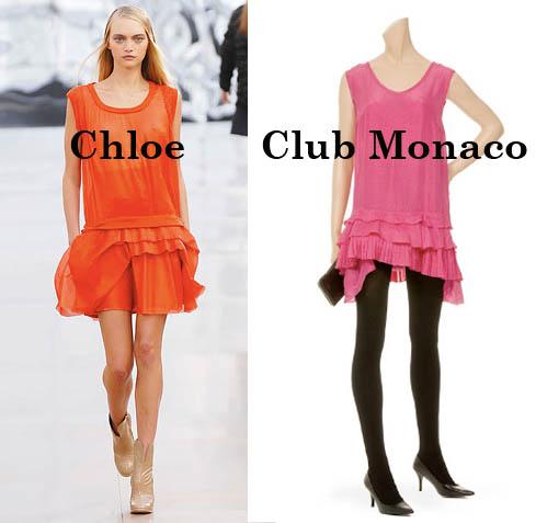 Chloe or Club Monaco??