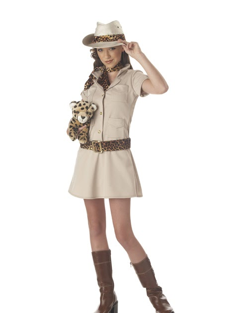 Fancy Dress Ideas Safari Costumes The Safari Suit