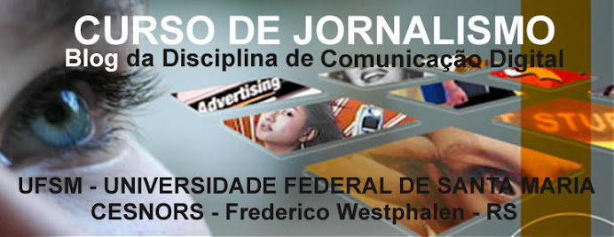 Curso de Jornalismo UFSM - Frederico Westphalen