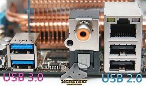 Perbedaan USB 2.0 dengan USB 3.0