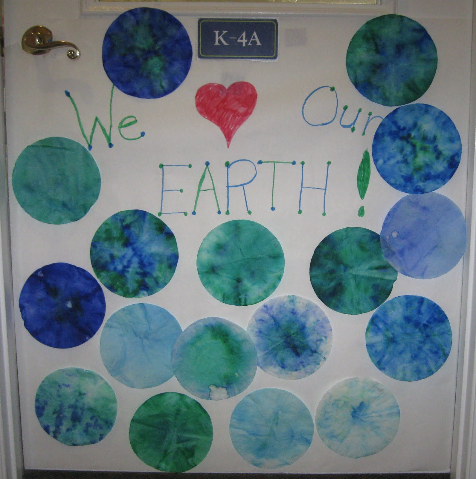Little Illuminations Earth Day