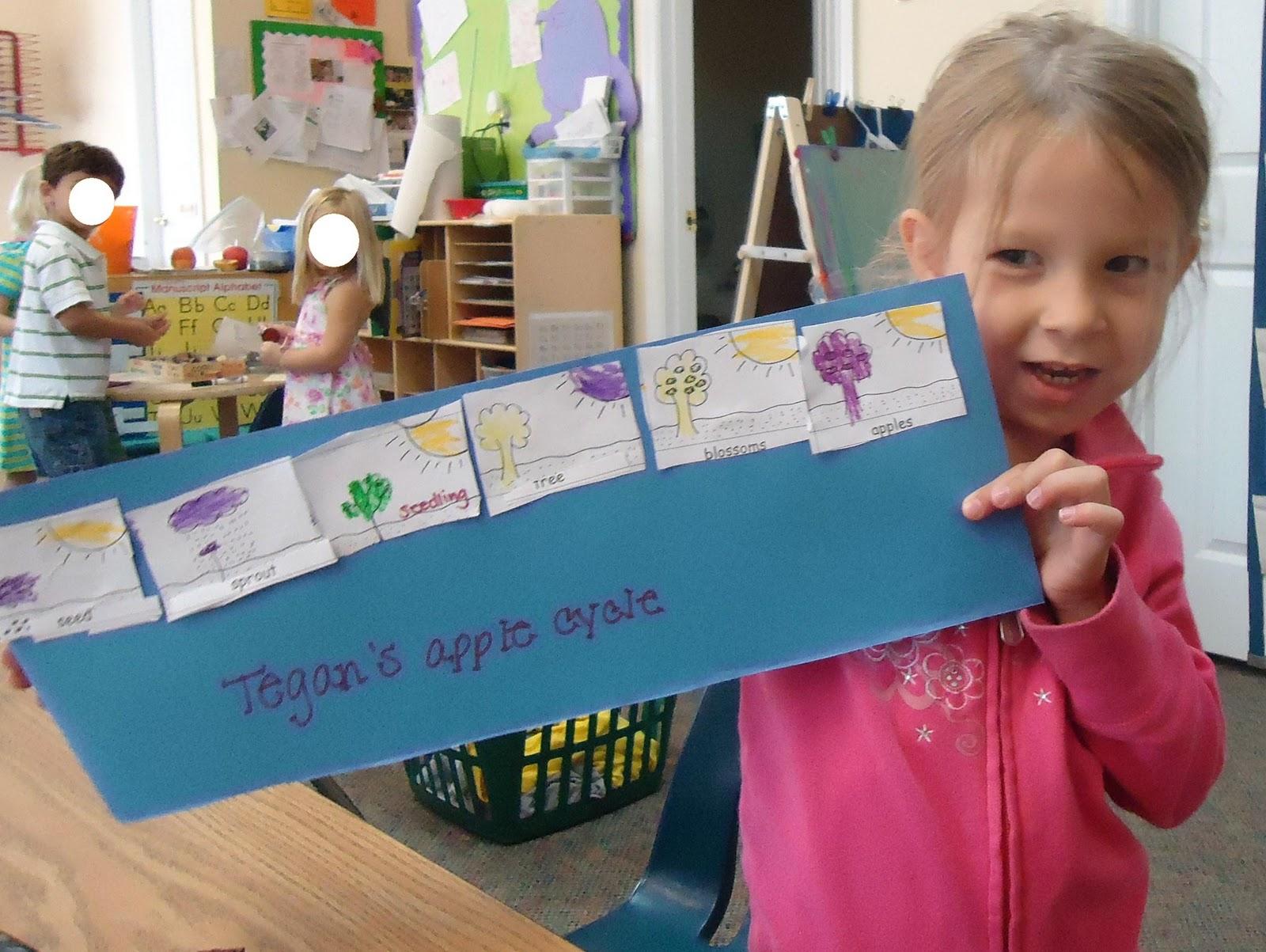 Little Illuminations An Apple A Day Part 2