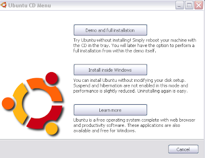 Como instalar Ubuntu desde Window