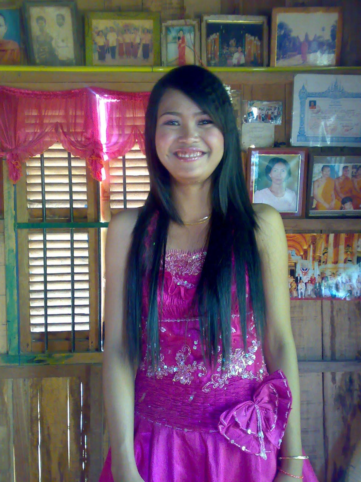 Thailand Teen Girl Nude