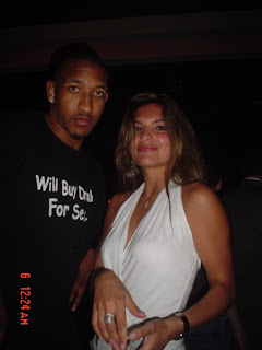 Chris Duhon will buy drinks for sex