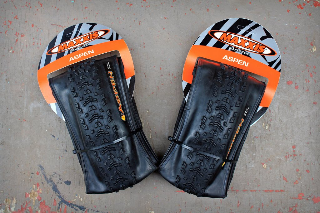 LordOnOne: Maxxis Aspen 2.1in 29er tires