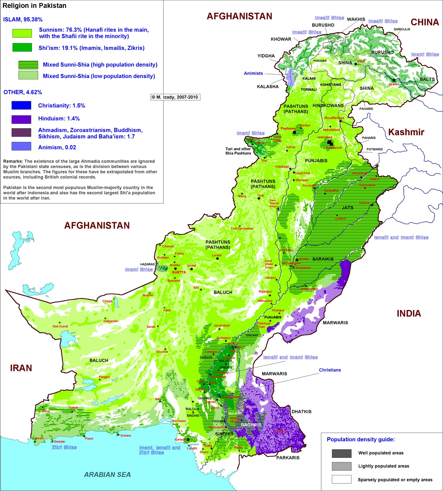 Religion in Pakistan