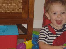 Adam at 15 months