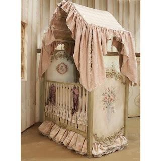 MamiBuy: 【十大奢華嬰兒精品系列-5】Camelot嬰兒床