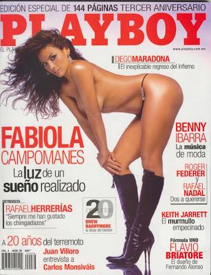 Fabiola Campomanes Playboy