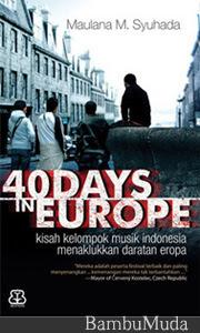 40daysineurope