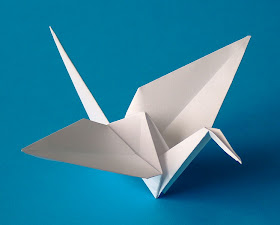 How to Make a Crane | Origami - YouTube | 225x280