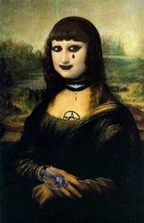 monagotica - Some versions of Mona Lisa