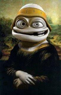 monafrog - Some versions of Mona Lisa