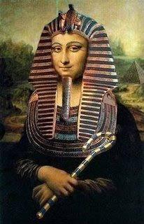 monafarao - Some versions of Mona Lisa