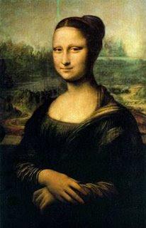monacabelocurto - Some versions of Mona Lisa