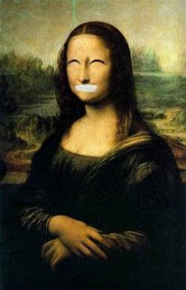 monaanime - Some versions of Mona Lisa