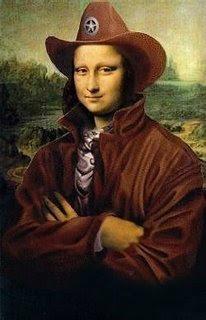 monacountry - Some versions of Mona Lisa