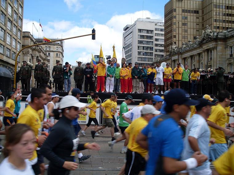 Le Marathon de Bogota