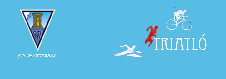 Secció de Triatló-Atletisme del Club Natació Martorell