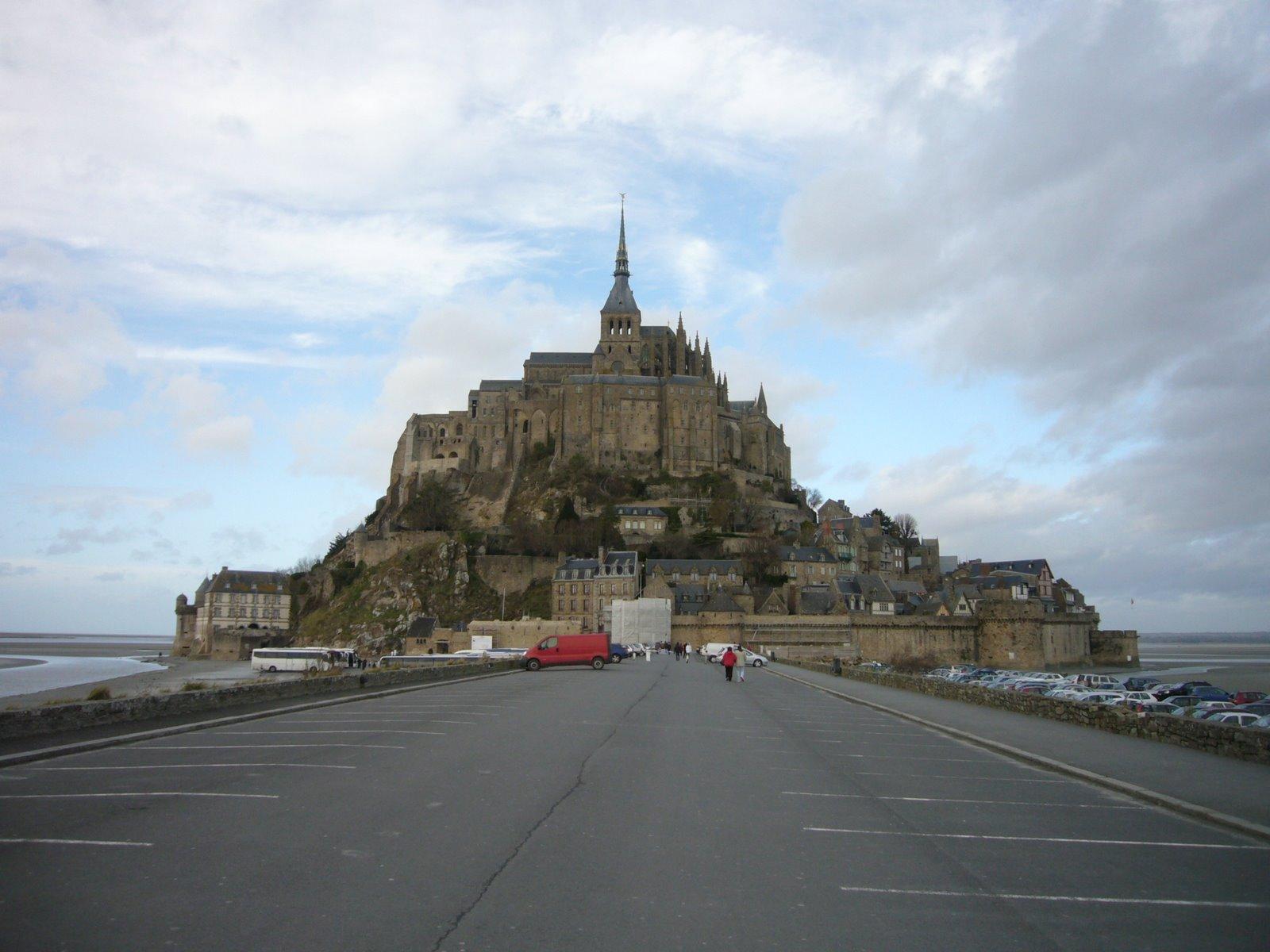 journey to the west 1 dec le mont st michel rennes