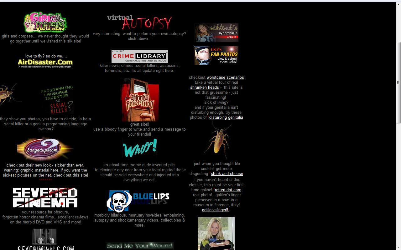 sickest sites