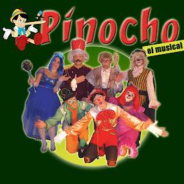 PINOCHO, el musical.