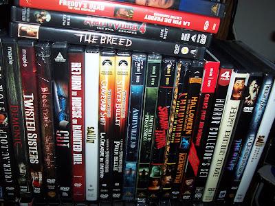 Little Miss Zombie: Horror DVD Overload