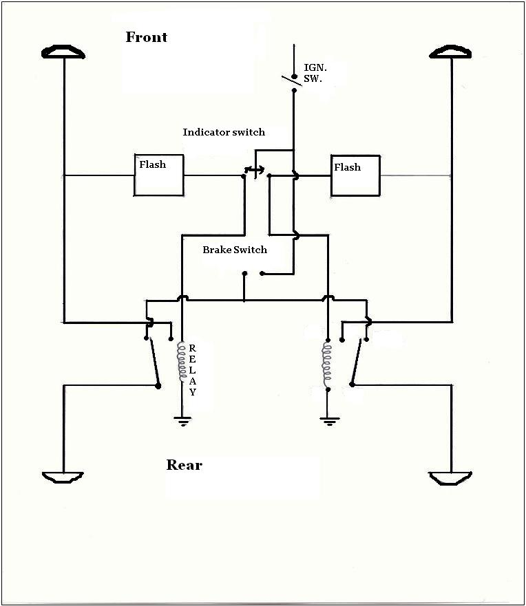benji fruean39s brake light circuit