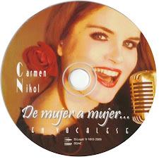 Carmen Nikol - Carátula del CD