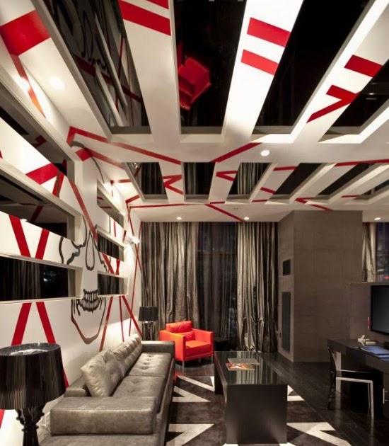 35 Awesome Ceiling Design Ideas: Interior Design: Unique Ceiling Designs