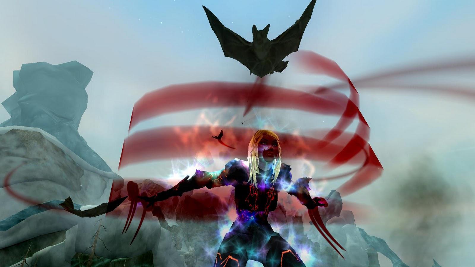 ECTmmo com- MMO Blog: The Adventures of Kaozz   : The Freeblood