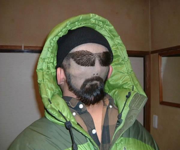 Rick vaughn haircut
