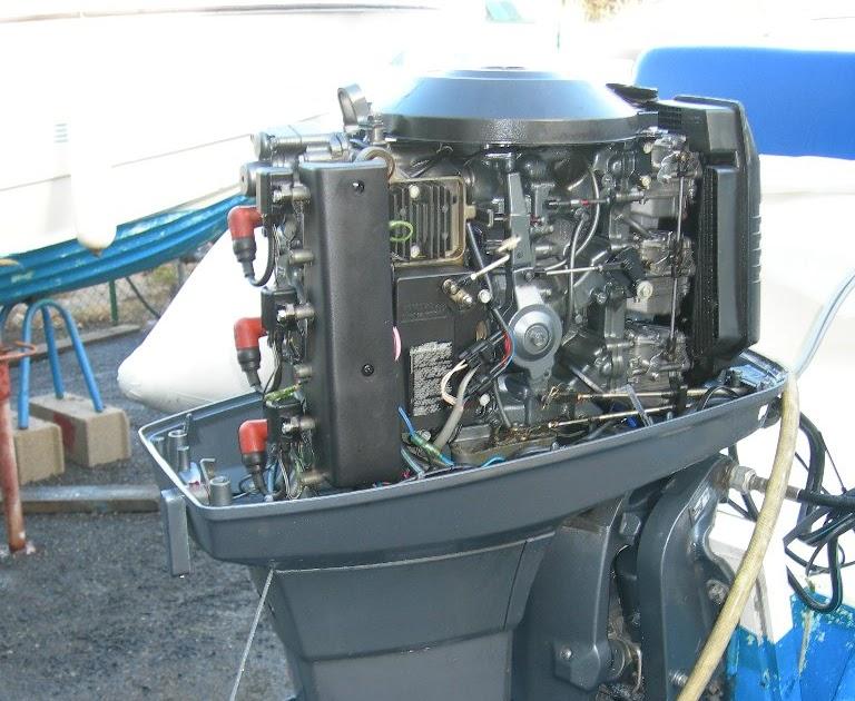 Bateau hivernage d 39 un moteur hors bord - Hivernage d un citronnier ...