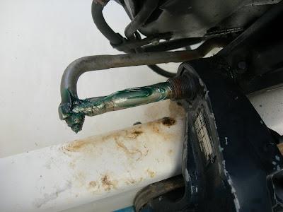 Propulseur electrique pour bateau