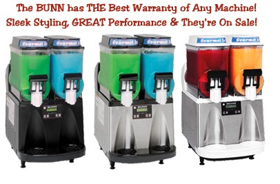 bunn ultra 2 slush machine manual