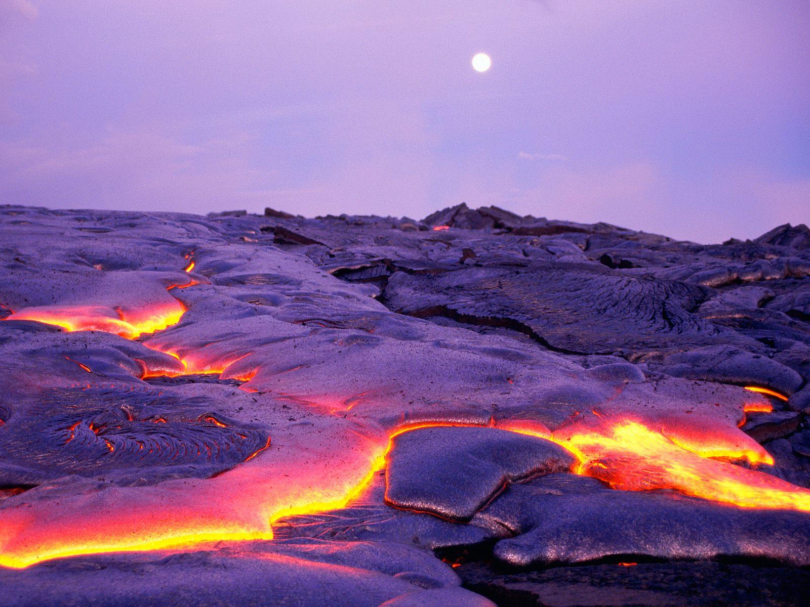Hawaii Haleakala volcano