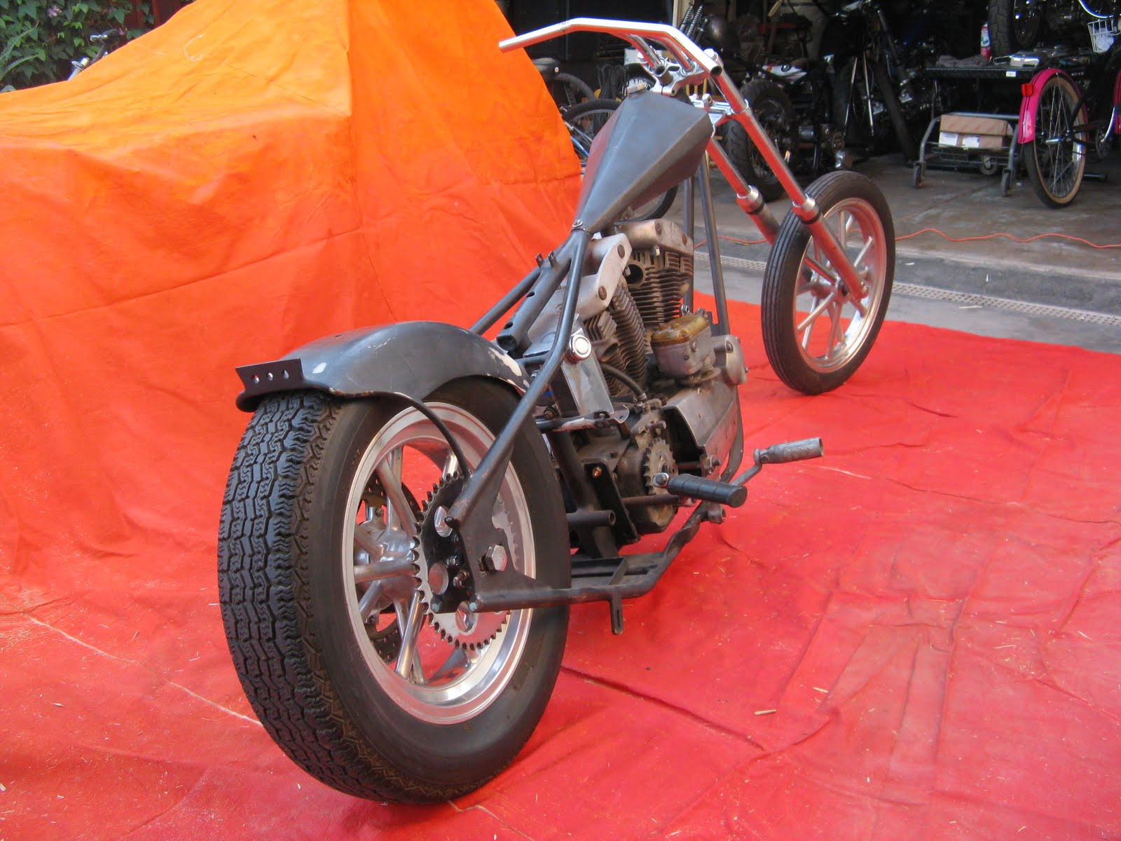 Dago S Speed Shop Arlen Ness Digger Sporty For Sale Quot Sold Quot
