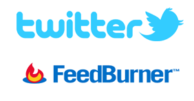 post blog poner Twitter Feedburner Socialize