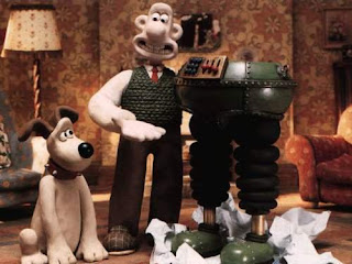 Fada Moranga Wallace  Gromit Happy 20th Birthday