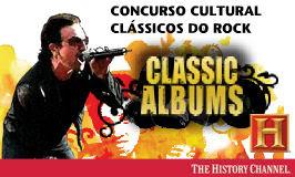 VocêTV - Telefônica - The History Channel - Clássicos do Rock - Classic Albums