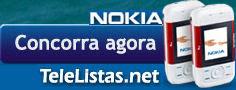 TeleListas - Nokia - Promoção Salva-Vidas - Mês dos Namorados