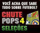 Esporte Interativo - Chute Pops4 Seleções