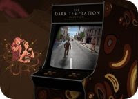 Dark Side AXE Temptation Chocolate