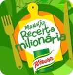 Promoção Receita Milionária Knorr