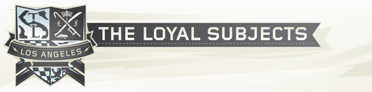 The Loyal Subjects Blog