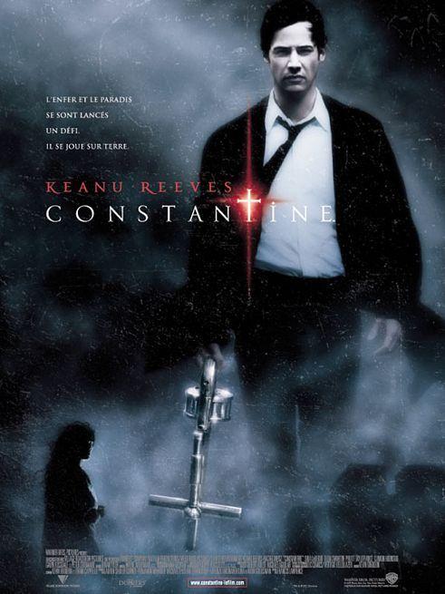 Constantine DVDRip Español Latino